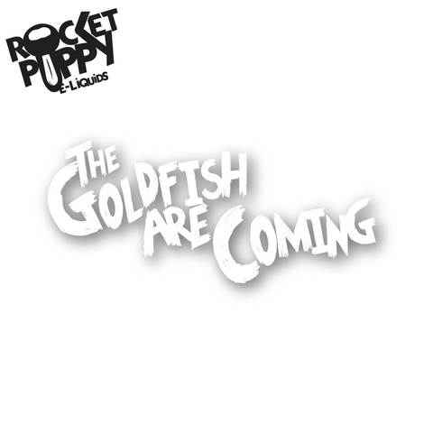 The Goldfish Are Coming E-Liquid