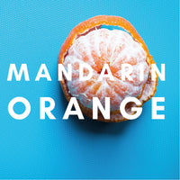 Mandarin Orange Flavour E-liquid. Available in Three Flavour Strengths