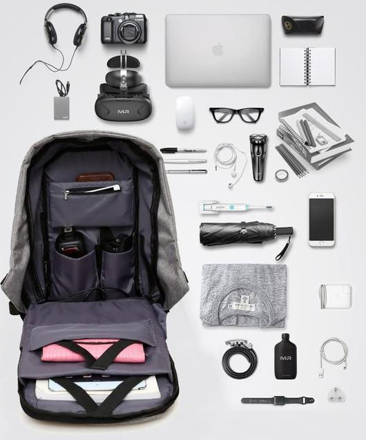 Silo USB Backpack