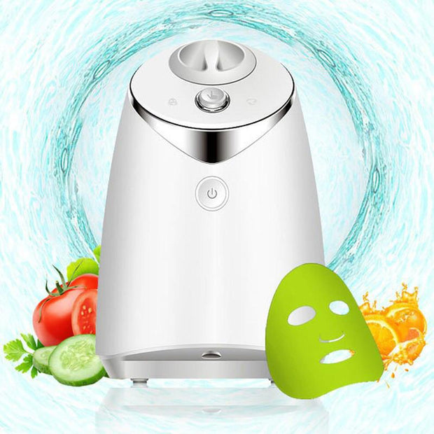 The InstaMask™ - Natural Collagen Fruit Face Mask Machine