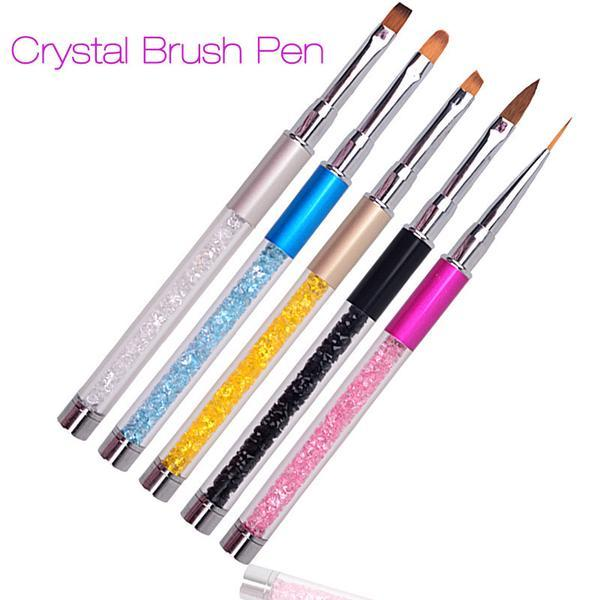 Nail Art Gel Liquid Brush Pen