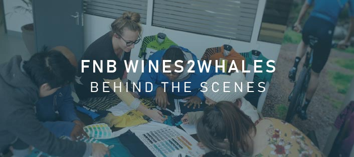 FNB Wines2Whales: Behind the Scenes