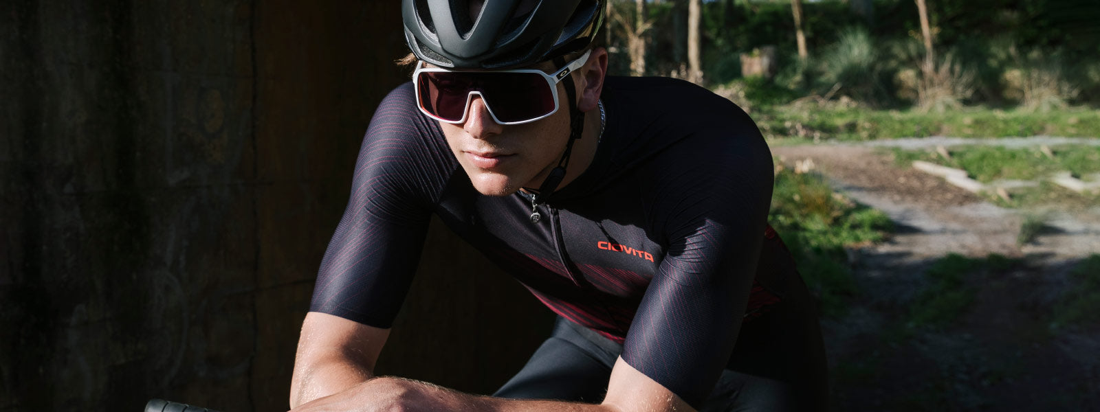 Men's Race Fit Cycling Jerseys