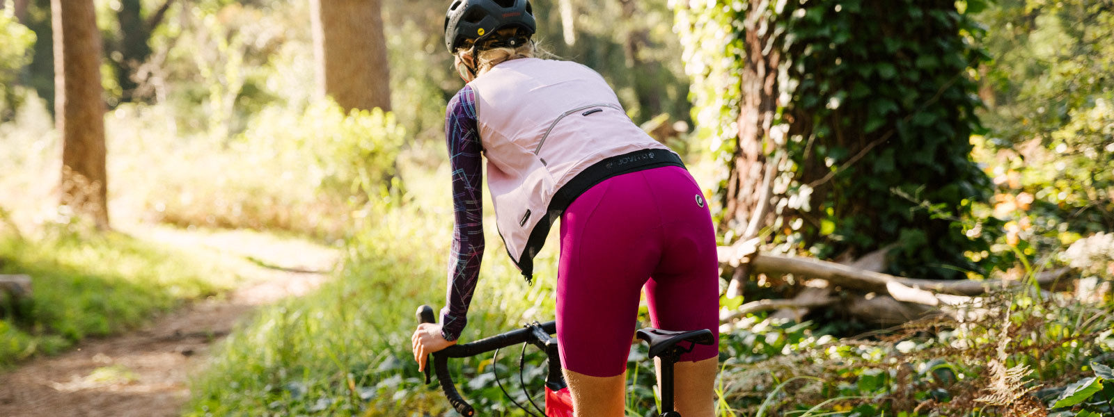 Ladies Cycling Bibs & Shorts