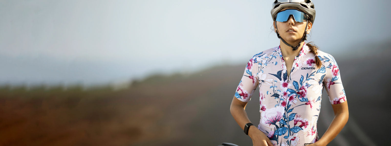 Ladies Race Fit Cycling Jerseys