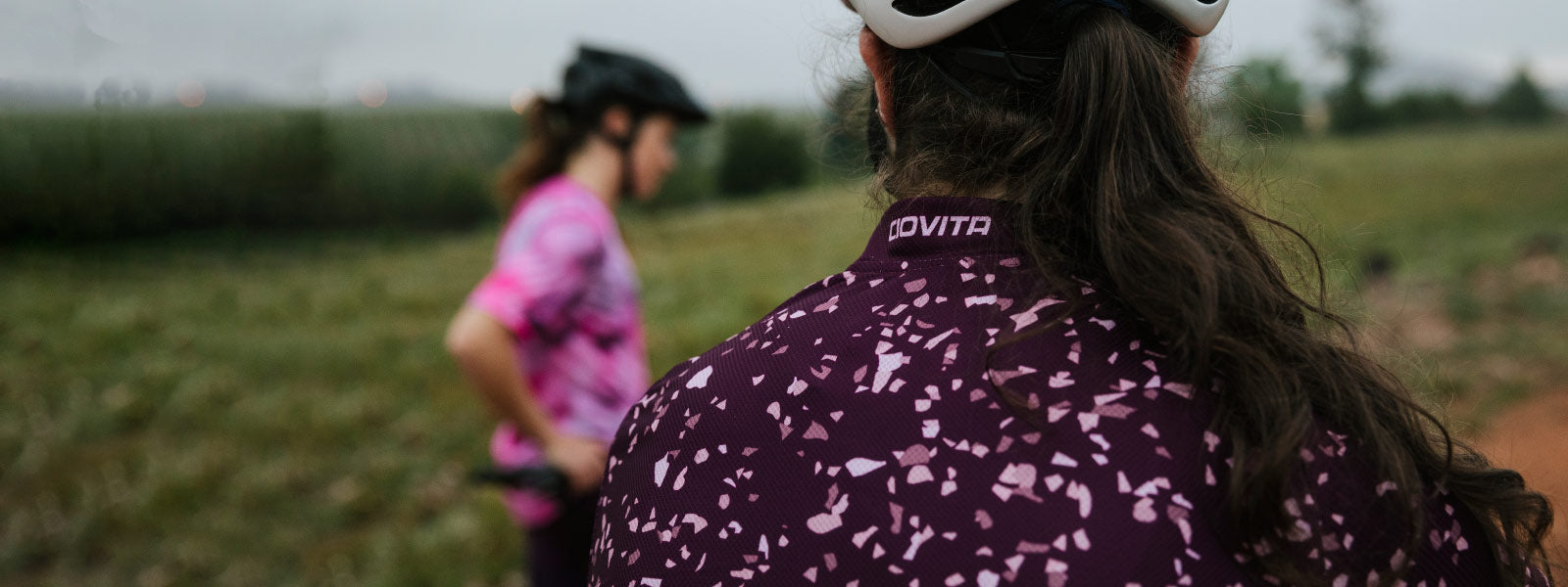 Ladies Sport Fit Cycling Jerseys