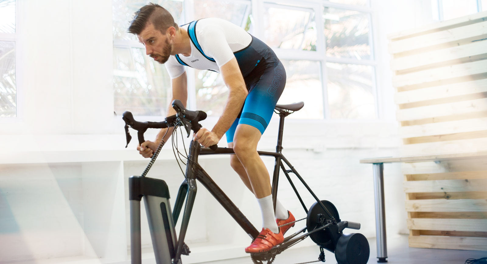 Isolation cycling - Cinetica Indoor Training Bib