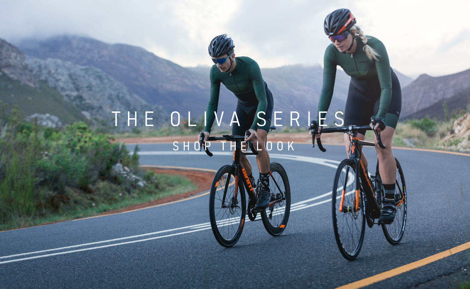 oliva cycling kit