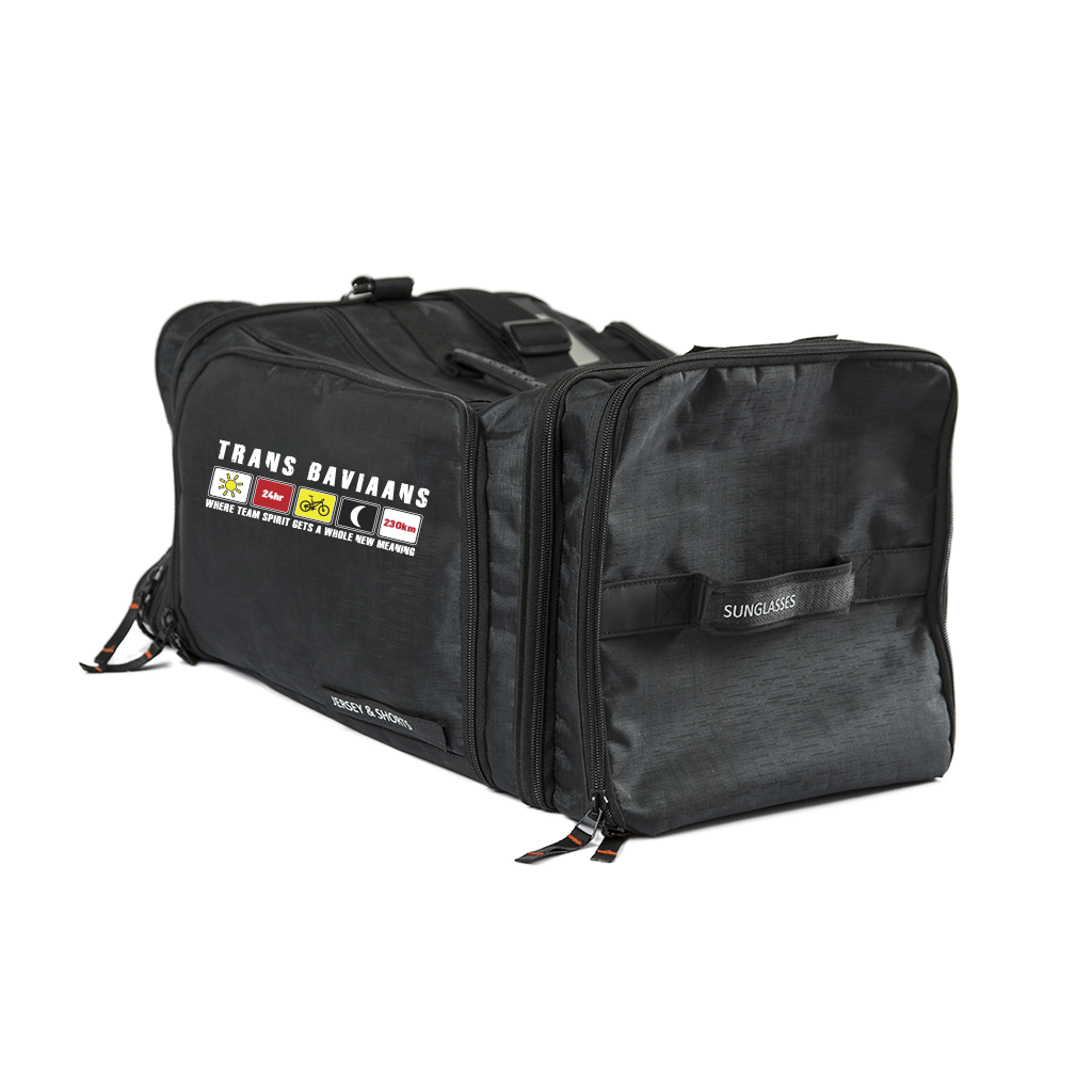 Trans Baviaans Essentials Kit Bag
