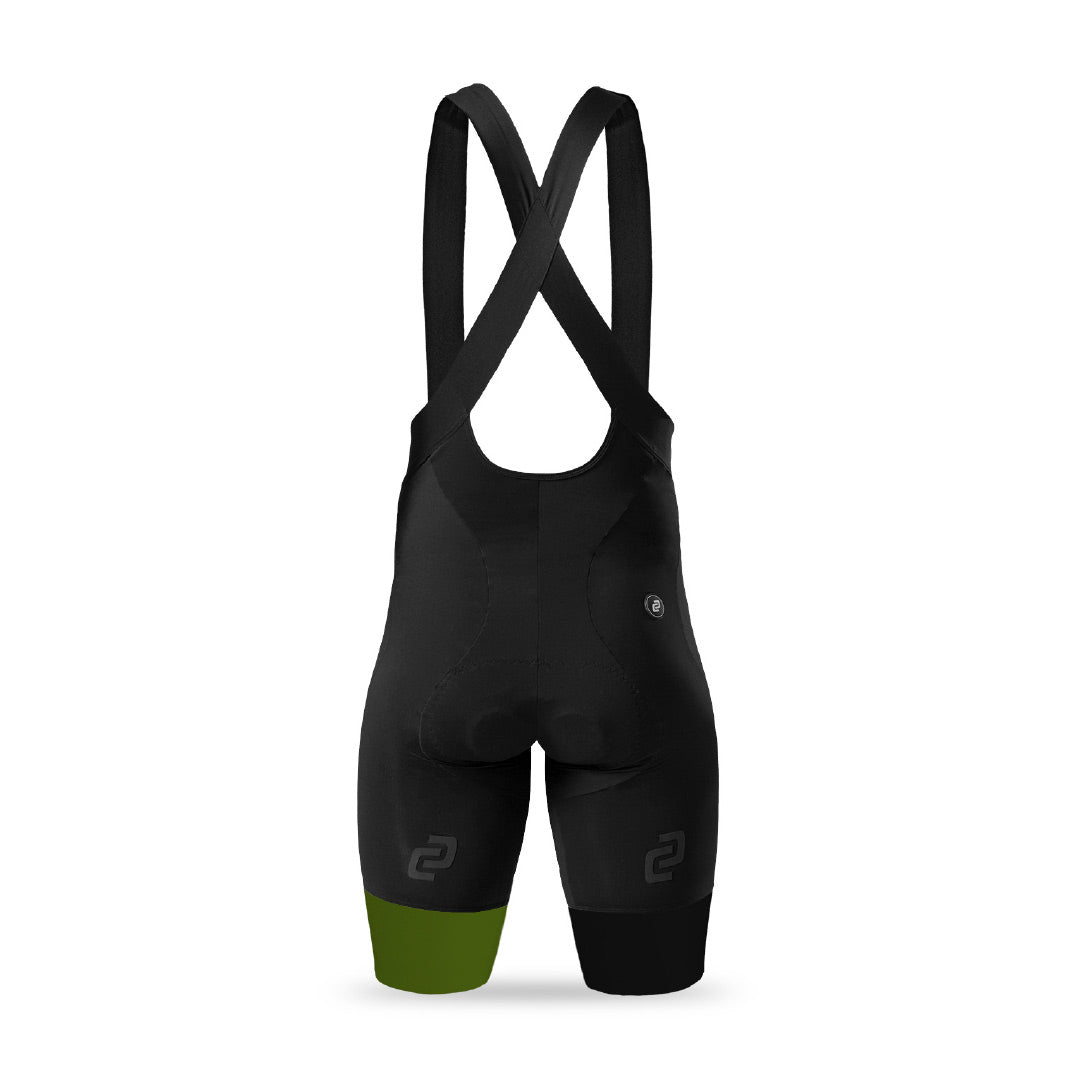 Men's Oliva Supremo Bib Shorts