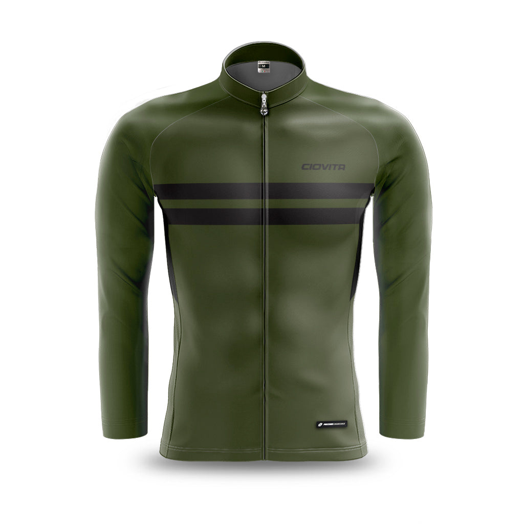 Men's Oliva Lava Jacket