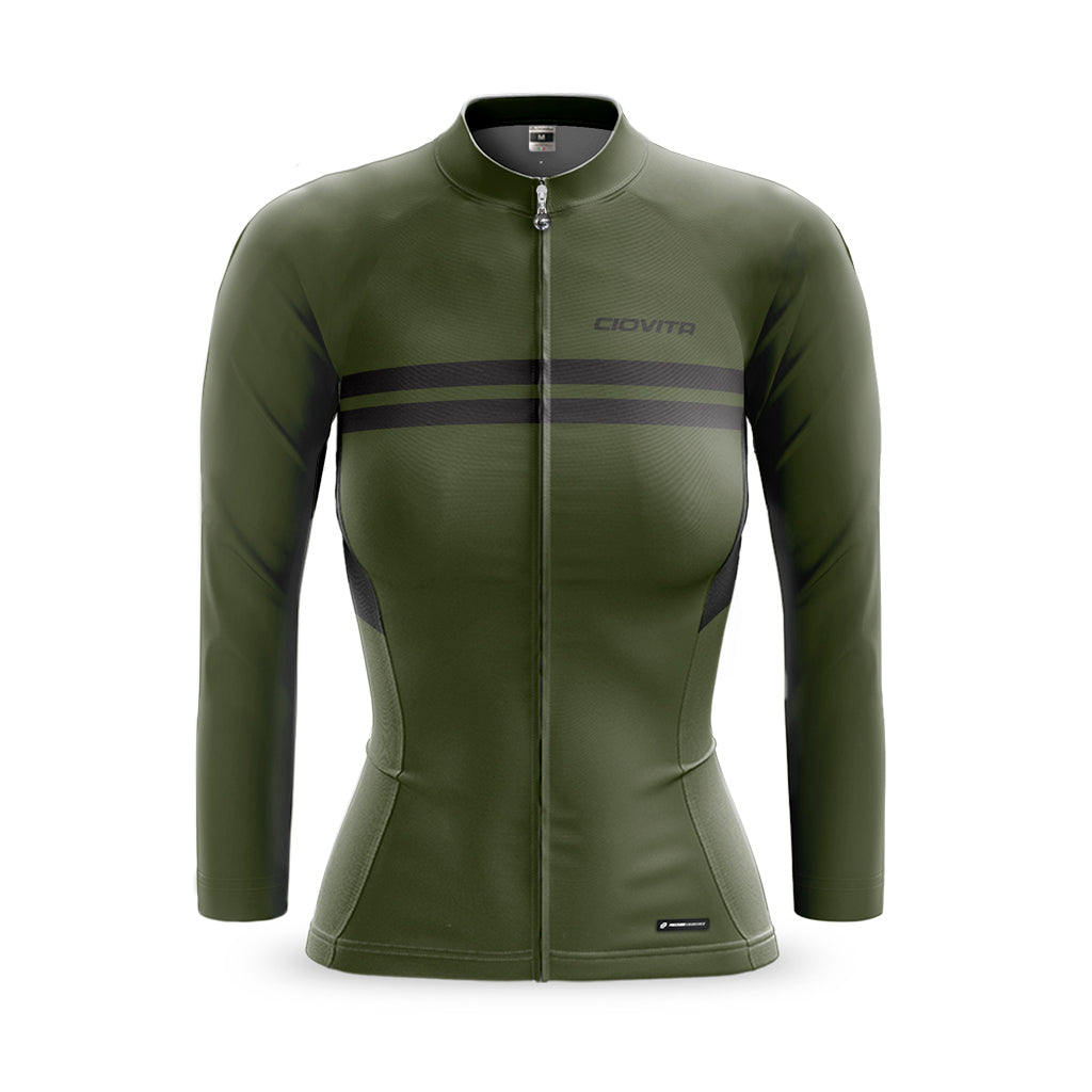 Ladies Oliva Lava Jacket
