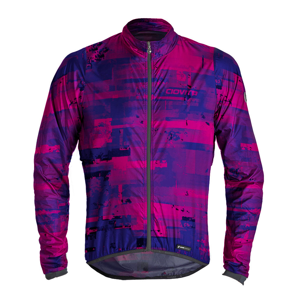 Ladies Venti Printed Windbreaker