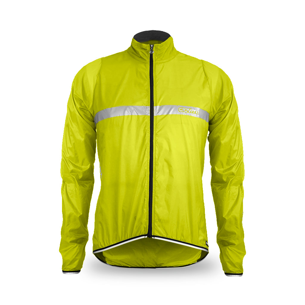 Men's Cirro Windproof Jacket (Green)