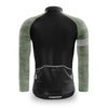 Men's Opera Long Sleeve Jersey (Olive)