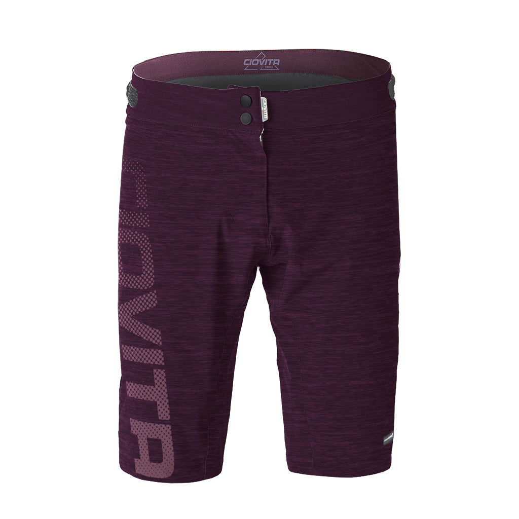 Ladies Summit Trail Baggies (Plum)