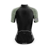 Ladies Opera Race Fit Jersey (Olive)