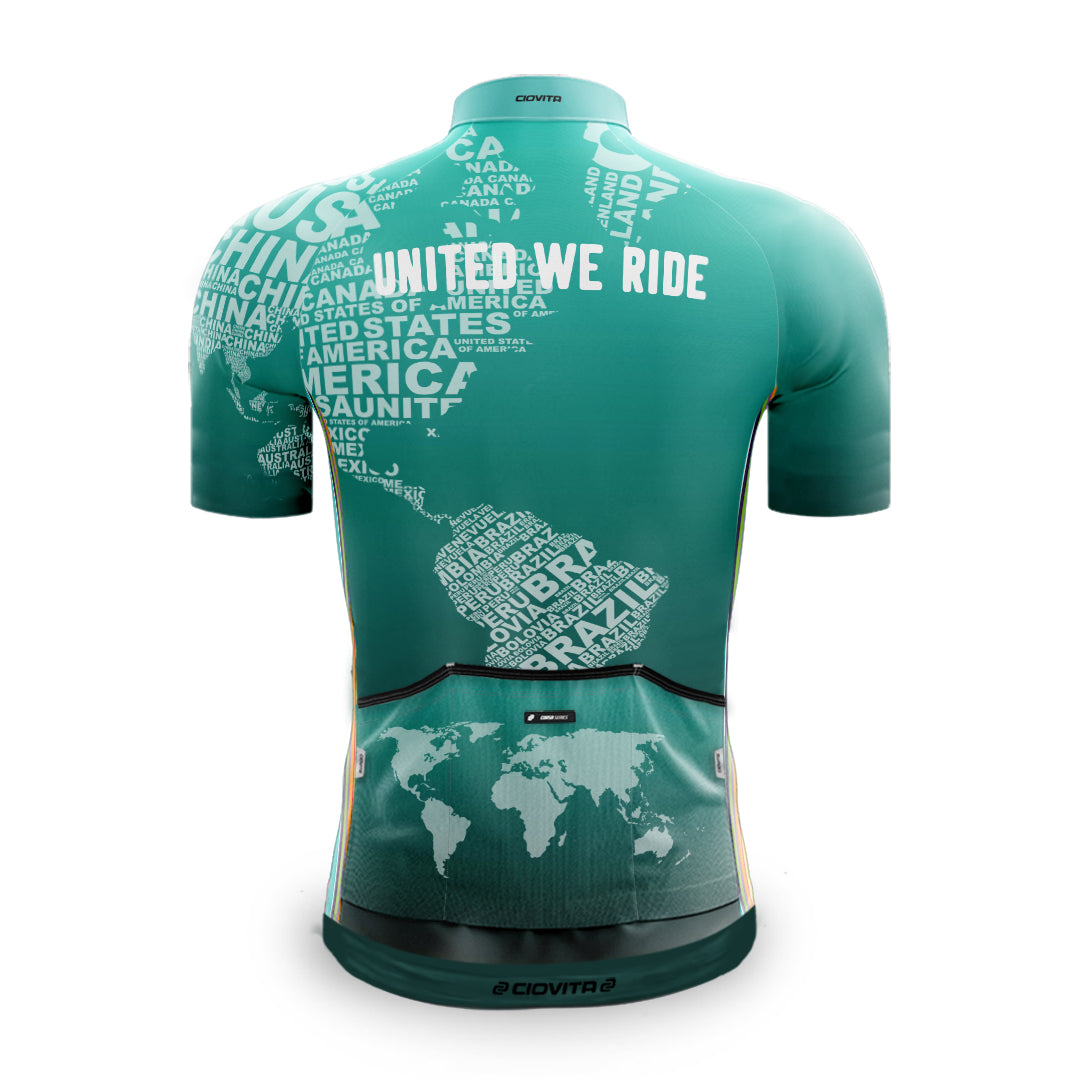 Men's United We Ride Race Fit Jersey