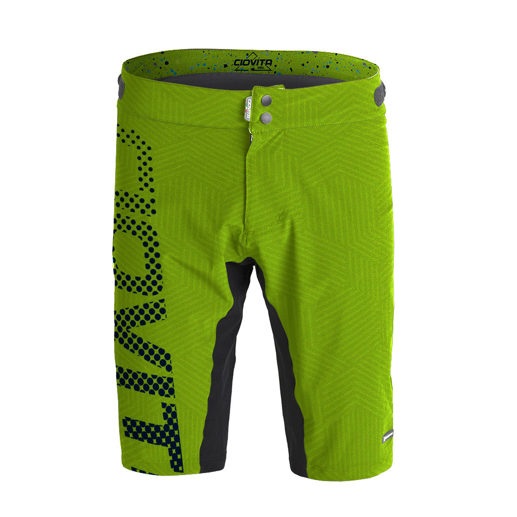 Men's Summit Trail Baggies (Lime)