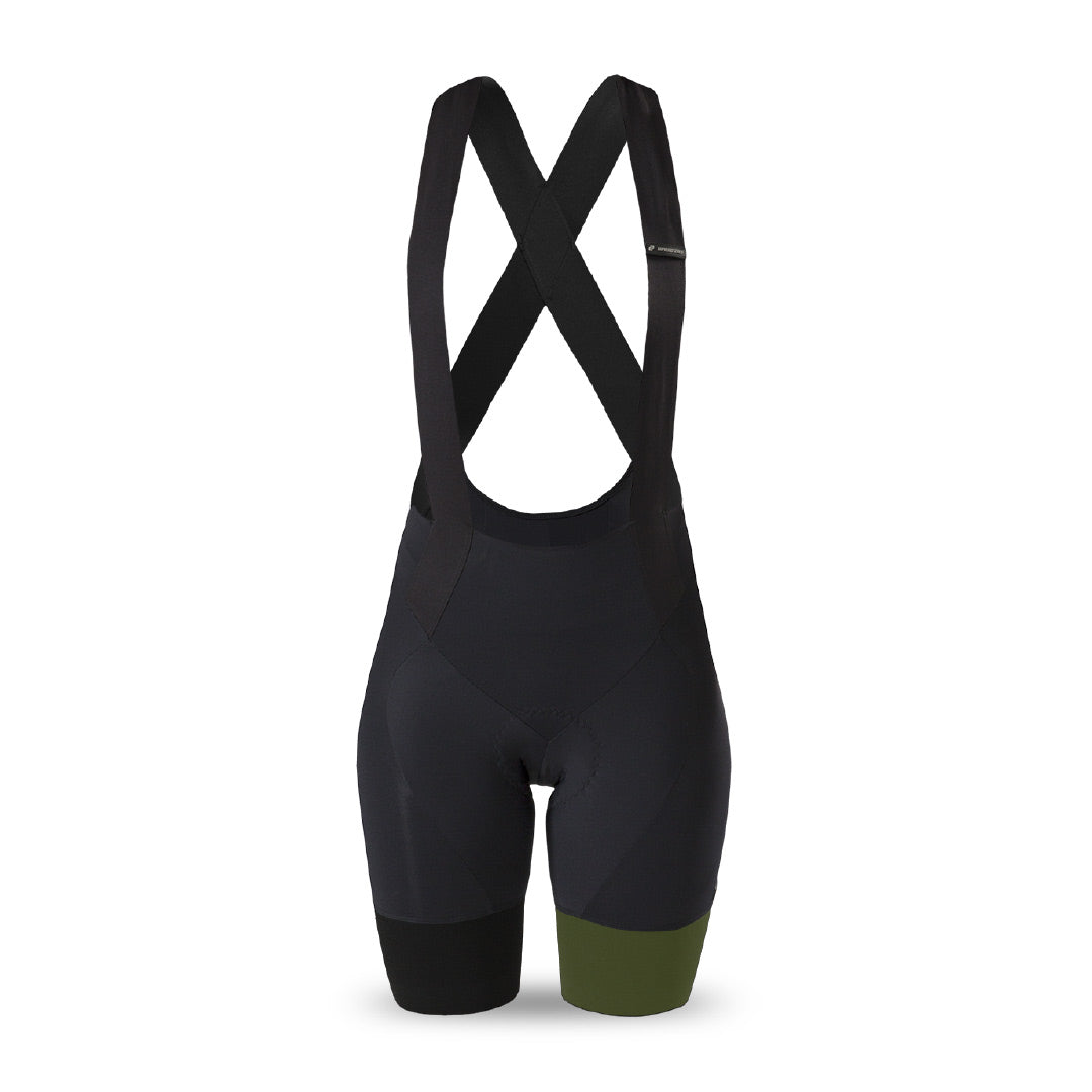 Ladies Oliva Supremo Bib Shorts