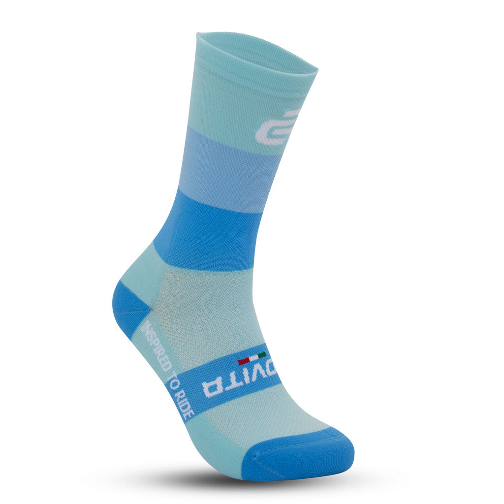 Ciovita Cycling Socks (Atlantico)
