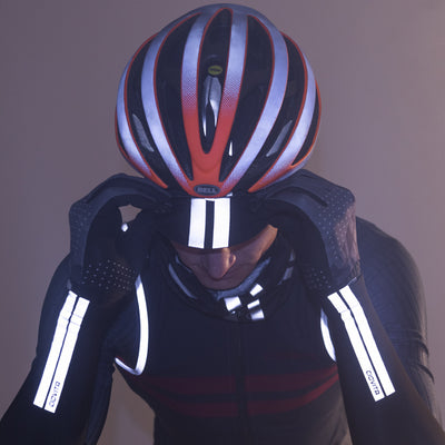Reflective Arm Warmers