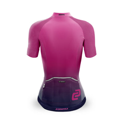 Ladies Fucshia Elite Jersey