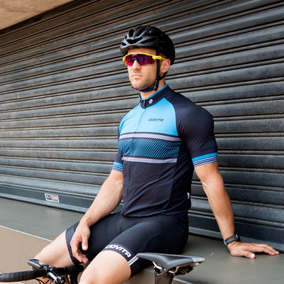 Gavia Men's Sport Fit Cycling Jersey (2018 Fit & Fabric update)