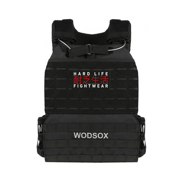 Hard Life Weighted Vest.