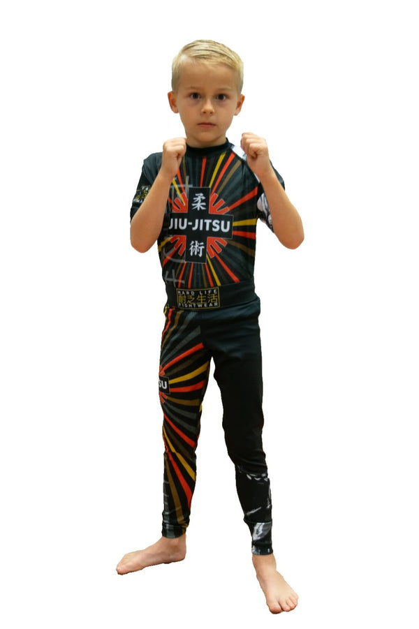Youth Jiu-Jitsu Rash Guard