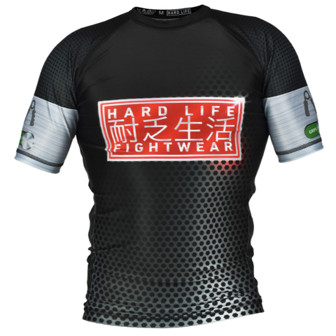 Grapple Mode Rash Guard