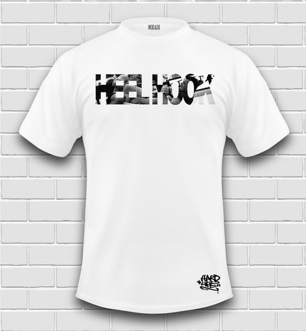 Submission T-shirt HEEL HOOK