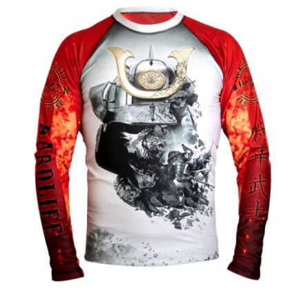 Rash Guard Shogun Edition - Full Sleeve