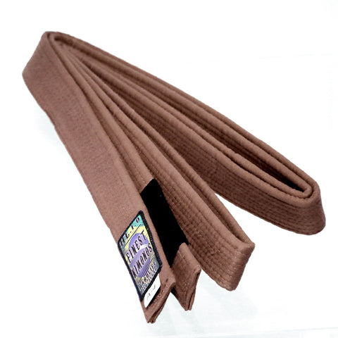 Hard Life Belt Brown