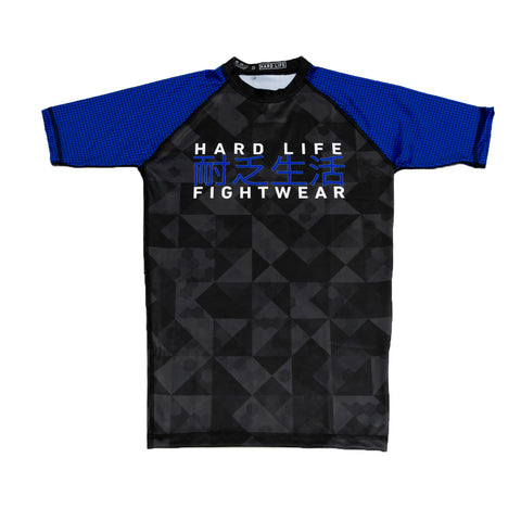 Konpe IBJJF Ranked Rash Guard Blue