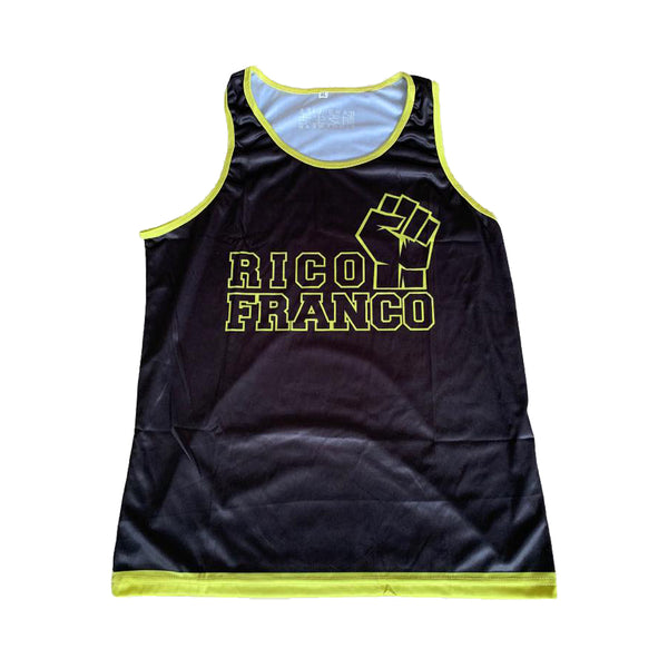 "Rico ""Bon Bon"" Franco training vest"