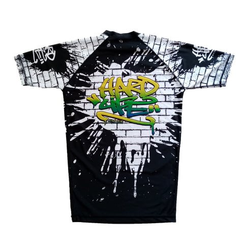 Graffiti Rash Guard