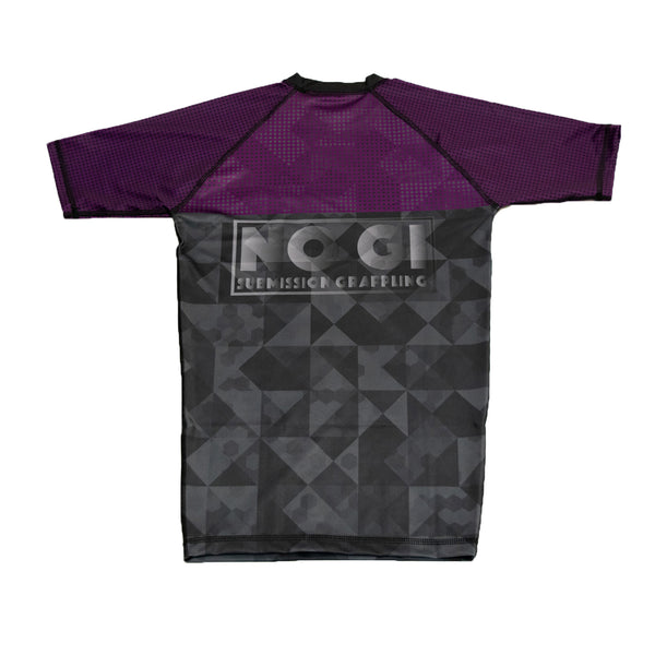 Konpe IBJJF Ranked Rash Guard Purple