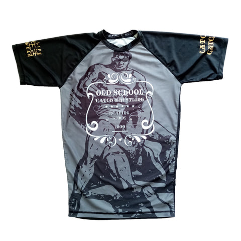 Catch Wrestling Rash Guard