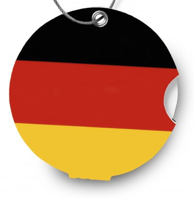 Luggage tag, Germany