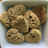 Organic Oven-Baked Biscuits by Dog Mamma's