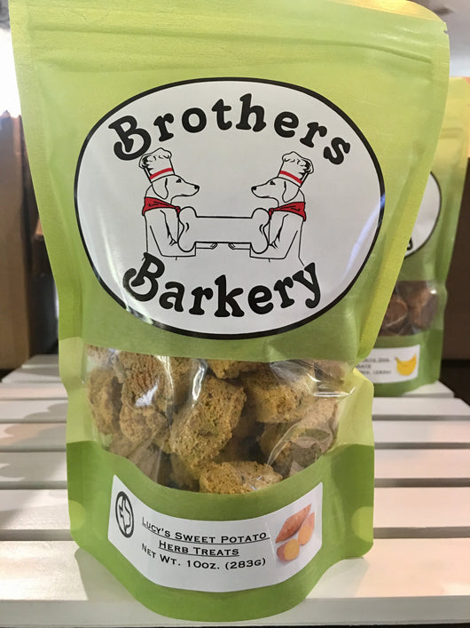 brothers barkery natural sweet potato dog treats