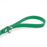 Kelly Green Traffic Lead Leash by Petoji for Pupology Boutique