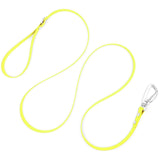 Neon Yellow Adventure Leash by Petoji Sold By Pupology Boutique