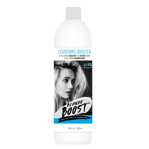 Blonde Boost 60vol Lightening Booster 33.4 fl oz
