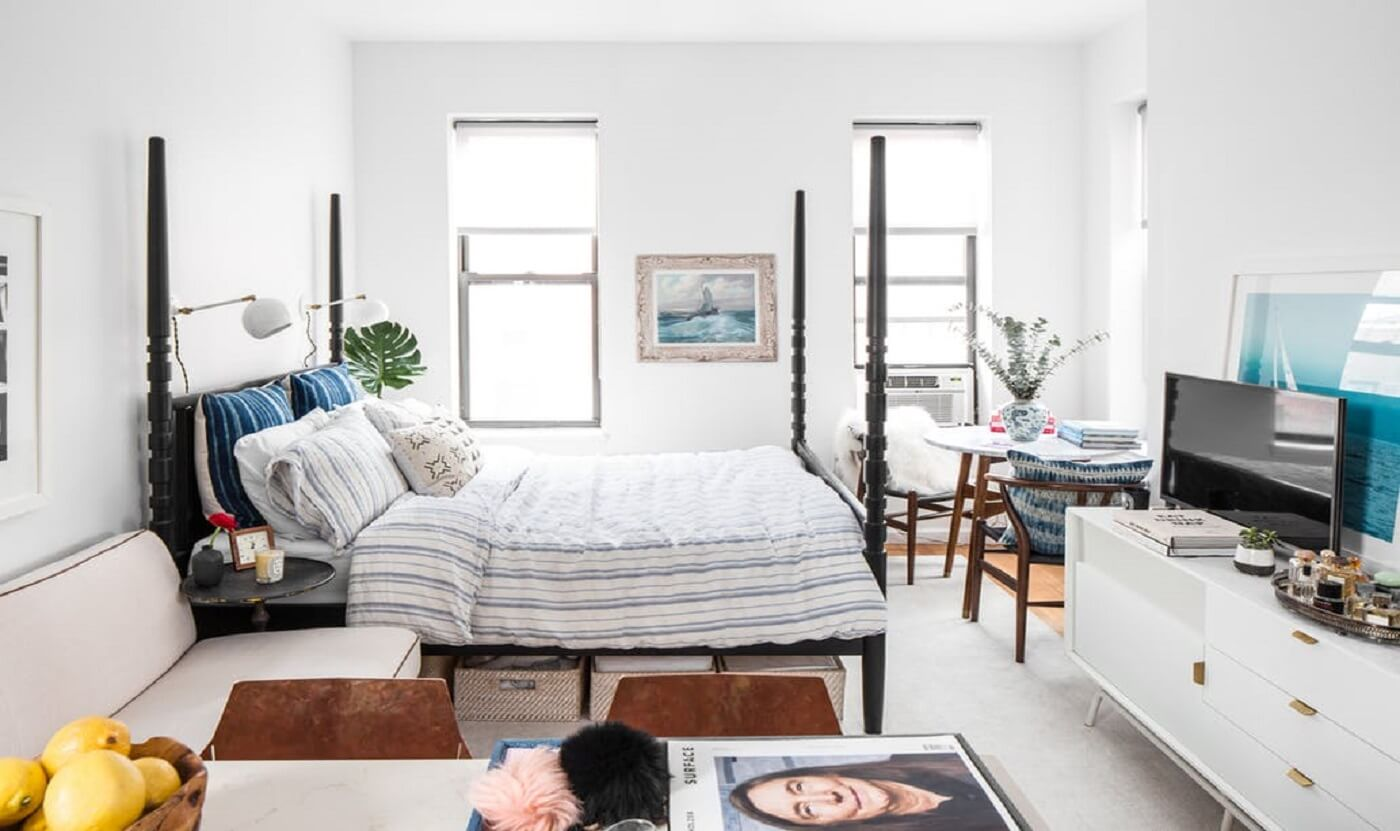 5 Makeovers for Small Bedrooms