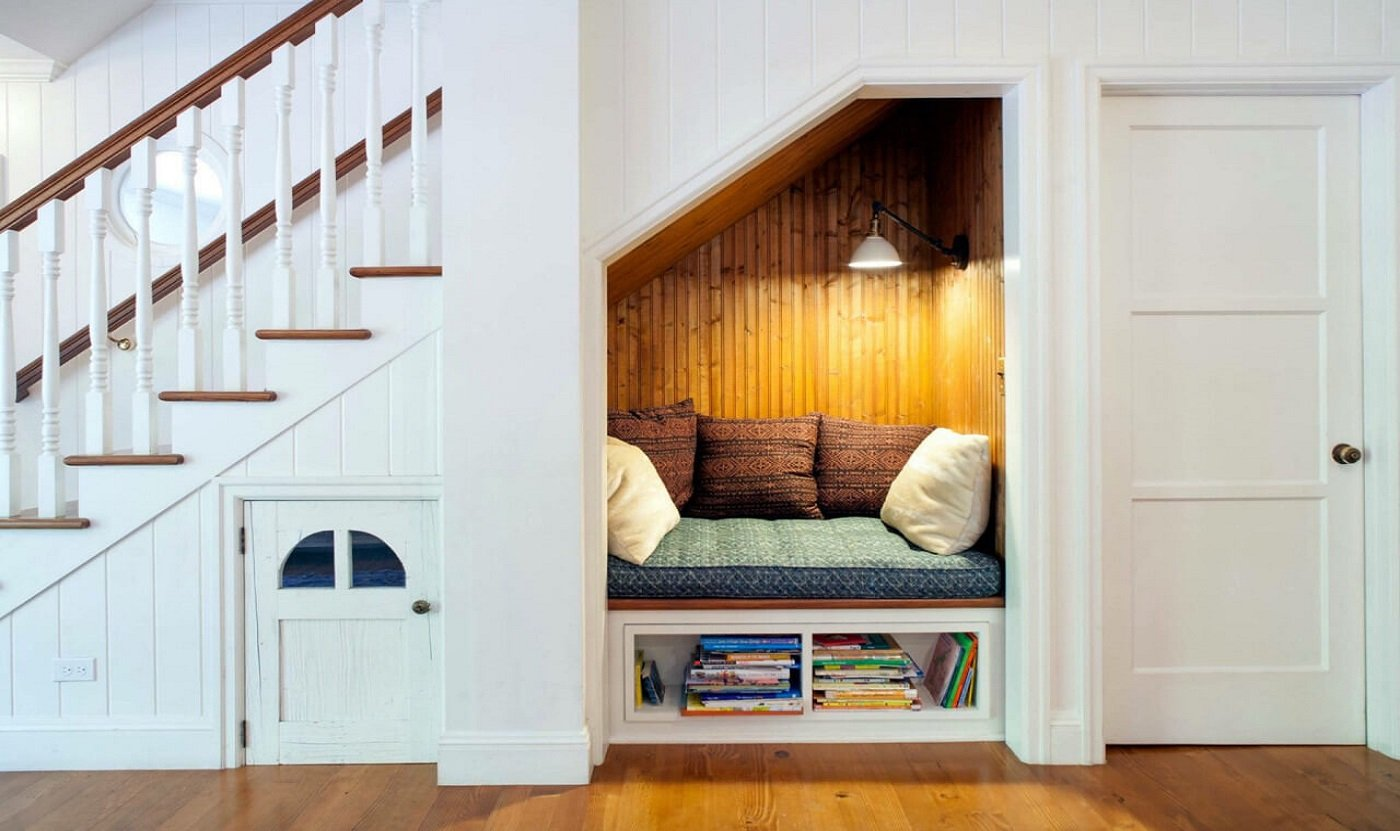 5 Wonderful Reading Nook Design Tips