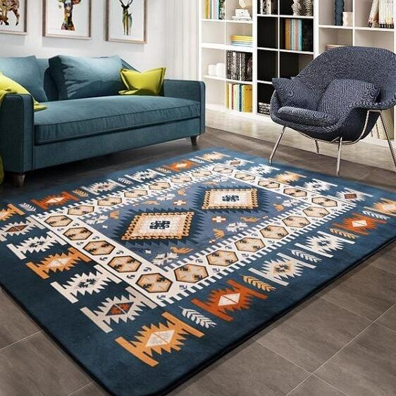 Adalia - Modern Nordic Large Area Rug - A&T Creative