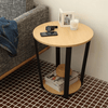 Adelmo - Modern Nordic Side Coffee Table - A&T Creative