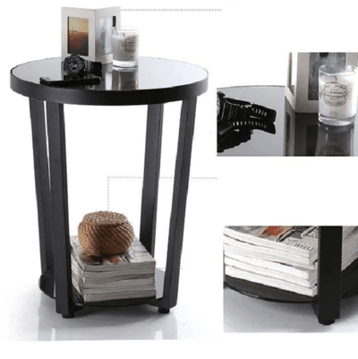 Adelmo - Modern Nordic Side Coffee Table
